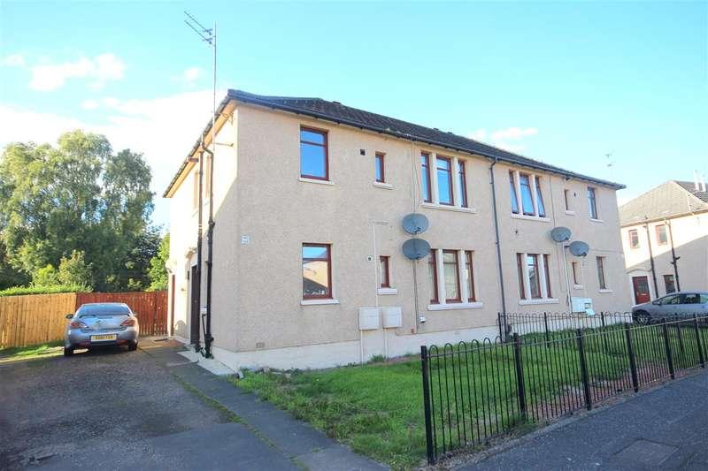 2 Bedrooms Flat for sale in Merchiston Avenue, Falkirk
