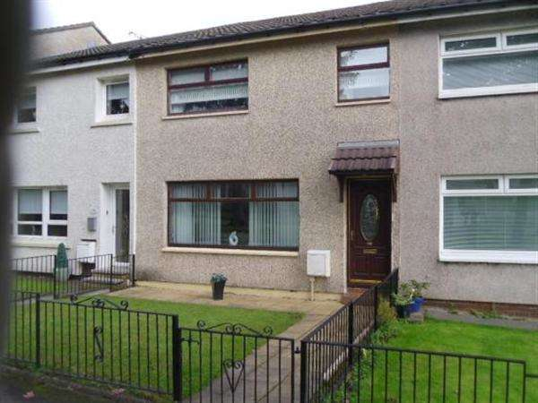 3 Bedrooms Terraced House for sale in Estate Road, Carmyle, Glasgow
