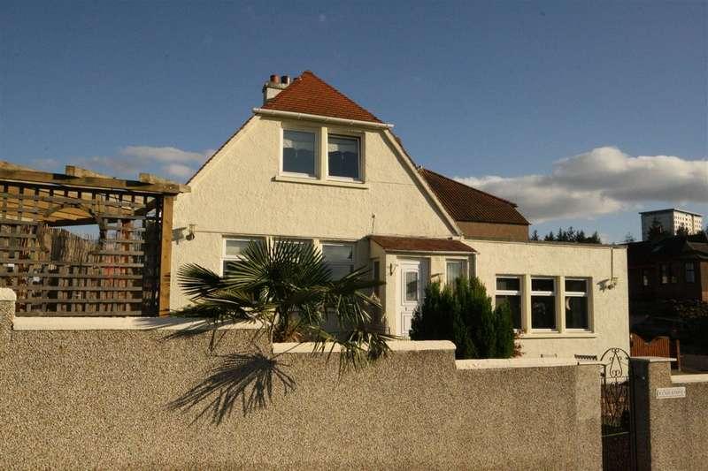 3 Bedrooms Detached House for sale in Windyknowe, Cromwell Road, West Falkirk, Falkirk