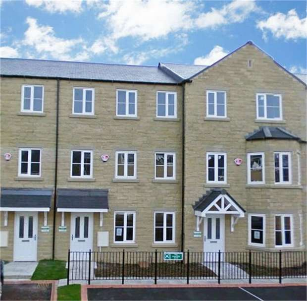 4 Bedrooms Town House for sale in Southgate Mews, Morpeth, Northumberland