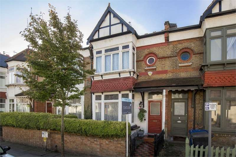 3 Bedrooms Terraced House for sale in Baronsmere Road, East Finchley, London