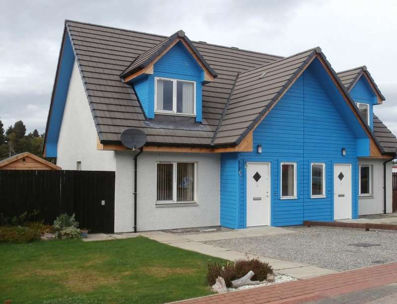2 Bedrooms Semi Detached House for sale in Balgate Mill, Kiltarlity, Beauly, IV4