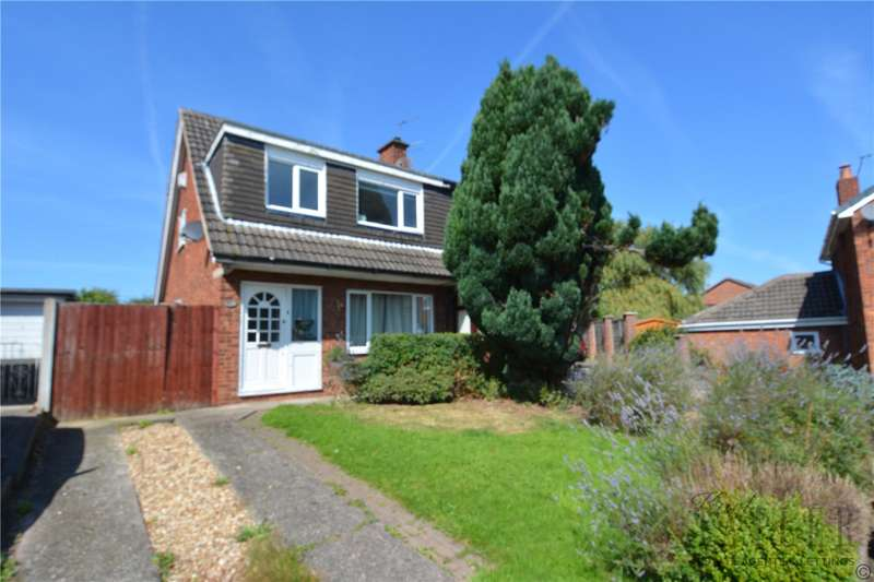 3 Bedrooms Semi Detached House for sale in Cornelius Drive, Pensby, Wirral
