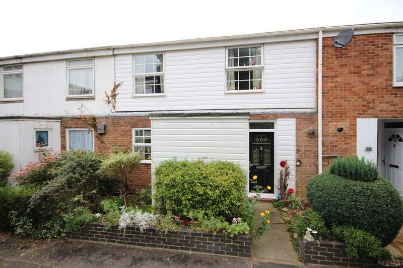 3 Bedrooms Terraced House for sale in Holbeck, Bracknell