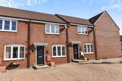 2 Bedrooms Terraced House for sale in Yeovil, Somerset, United Kingdom