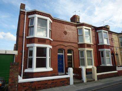 3 Bedrooms Terraced House for sale in Beech Grove, Seaforth, Liverpool, Merseyside, L21