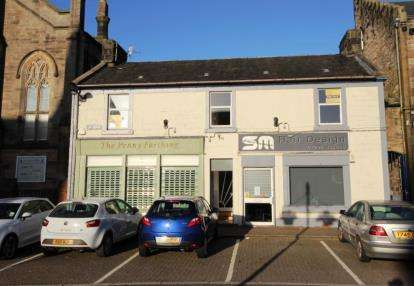 3 Bedrooms Flat for sale in The Cross, Dalry