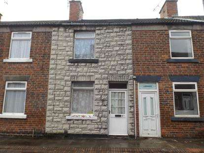 3 Bedrooms Terraced House for sale in Co-Operative Street, Stanton Hill, Sutton - In - Ashfield, Nottinghamshire