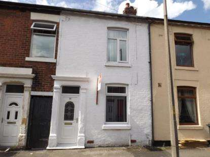 2 Bedrooms Terraced House for sale in Inkerman Street, Ashton-On-Ribble, Preston, Lancashire