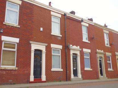 2 Bedrooms Terraced House for sale in St. Stephens Road, Preston, Lancashire