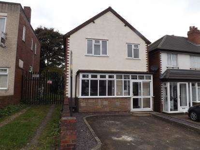 3 Bedrooms Detached House for sale in Bleakhouse Road, Oldbury, Birmingham, West Midlands