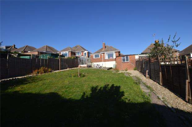 2 Bedrooms Detached Bungalow for sale in Willow Avenue, Exmouth, Devon