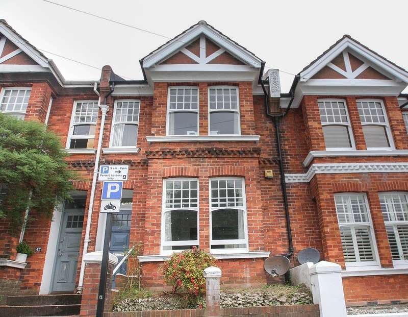 3 Bedrooms Terraced House for sale in Hampstead Road, Brighton