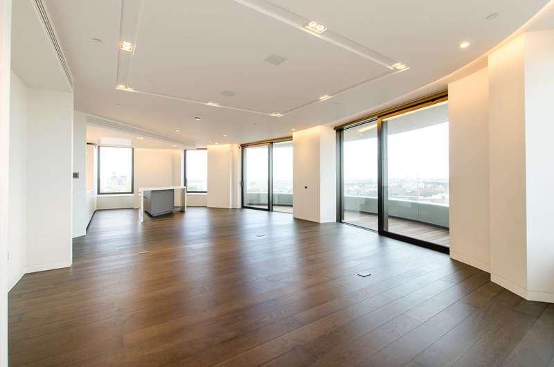 3 Bedrooms Flat for rent in Riverwalk, Westminster, SW1P