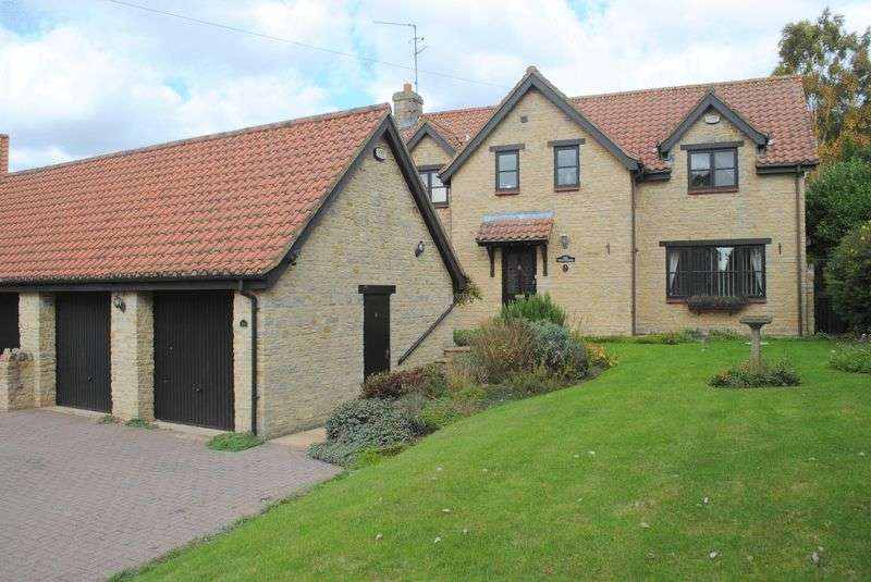 3 Bedrooms Detached House for sale in Lower Street, Great Doddington