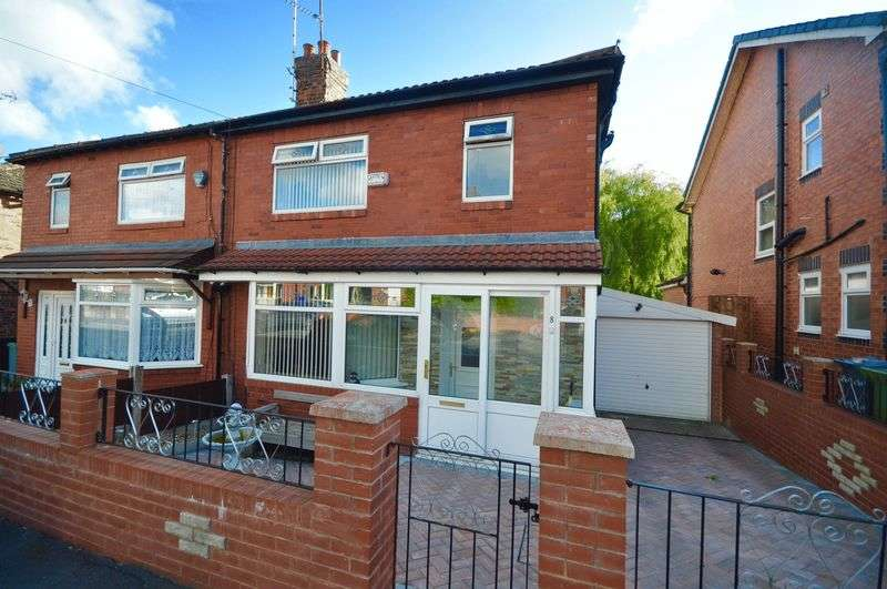 3 Bedrooms Semi Detached House for sale in Kendall Road, Manchester