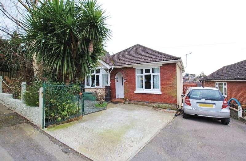 2 Bedrooms Detached Bungalow for sale in Sandringham Road, Bitterne Park