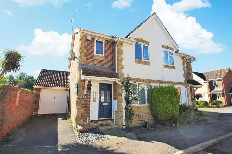 2 Bedrooms Semi Detached House for sale in Golding Close, Maidenbower
