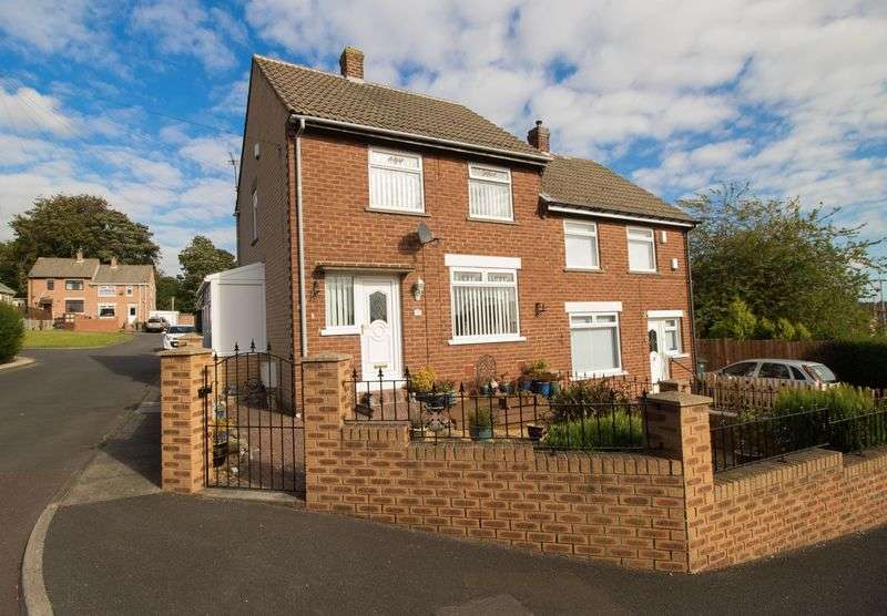 2 Bedrooms Semi Detached House for sale in Ennerdale Crescent, Winlaton