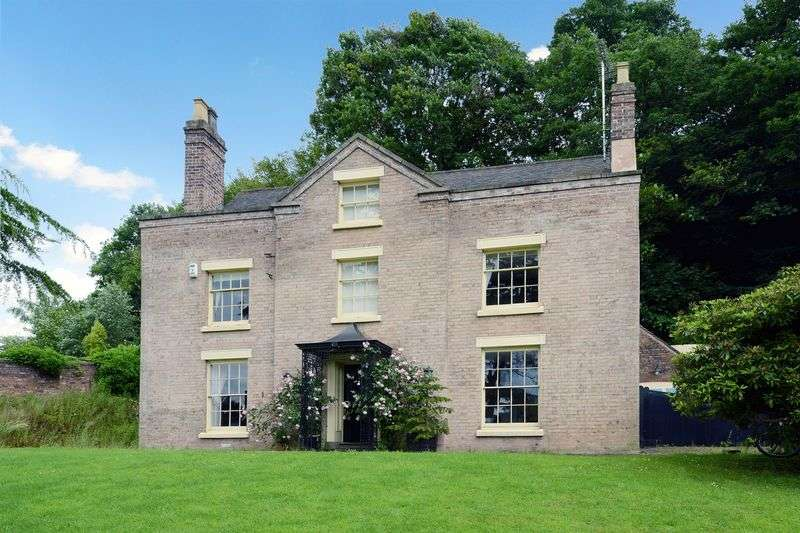 6 Bedrooms Detached House for sale in Woodside House, Coalbrookdale, Shropshire.