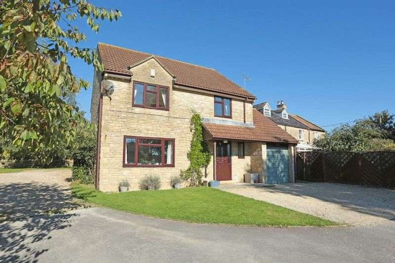 4 Bedrooms Detached House for sale in Greenhill, Neston, Corsham