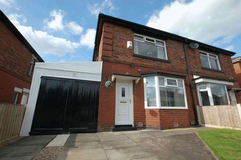 2 Bedrooms Semi Detached House for sale in School Street, Bolton