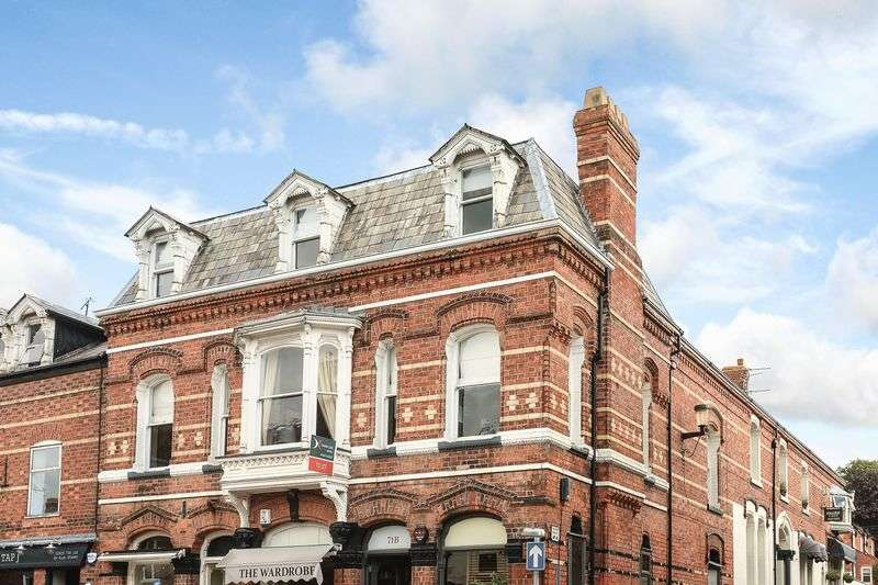 2 Bedrooms Flat for sale in Park Road, Tarporley