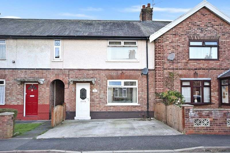 2 Bedrooms Terraced House for sale in Birch Road, Widnes