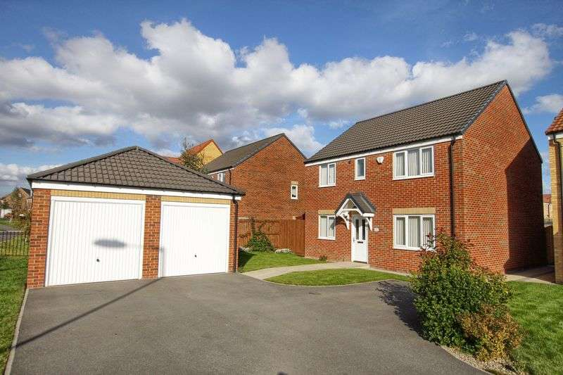 4 Bedrooms Detached House for sale in Piddington Close, Ingleby Barwick