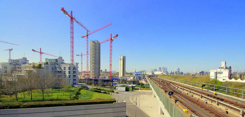 Flat for sale in Maritime Building, Royal Wharf, Royal Dock