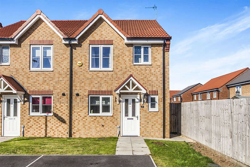 3 Bedrooms Semi Detached House for sale in Blenheim Road South, Middlesbrough, TS4
