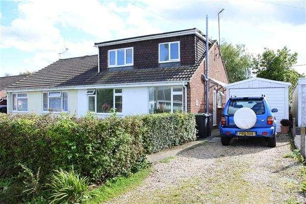 4 Bedrooms Semi Detached House for sale in Lammas Close, Gillingham