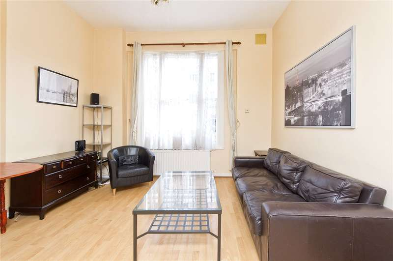 2 Bedrooms Ground Flat for sale in Eardley Crescent, London, SW5