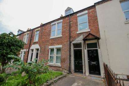 2 Bedrooms Flat for sale in Claremont Road, Spital Tongues, Newcastle Upon Tyne, NE2