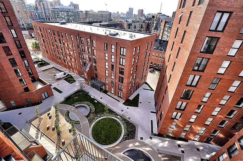2 Bedrooms Apartment Flat for sale in Alto, Sillavan Way, Salford, M3 6GF