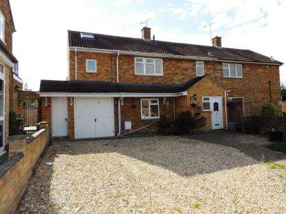 5 Bedrooms Semi Detached House for sale in Northfields, Letchworth Garden City, Hertfordshire