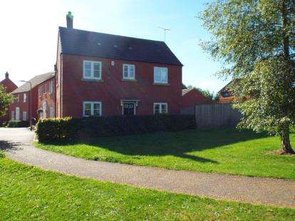3 Bedrooms Detached House for sale in Canal Lane, Deanshanger, Milton Keynes, Northamptonshire
