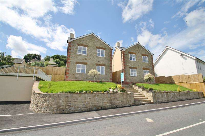3 Bedrooms Detached House for sale in Nelsons Court, Drybrook