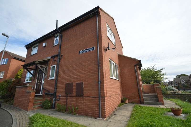 1 Bedroom Flat for sale in Southfield Fold, Horbury