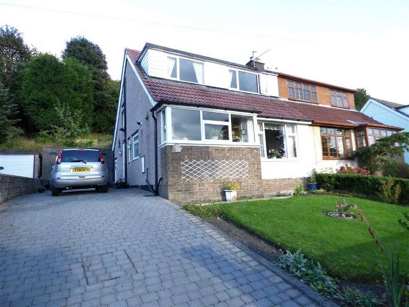 3 Bedrooms Property for sale in Crag Lane, Wheatley, Halifax, West Yorkshire, HX2