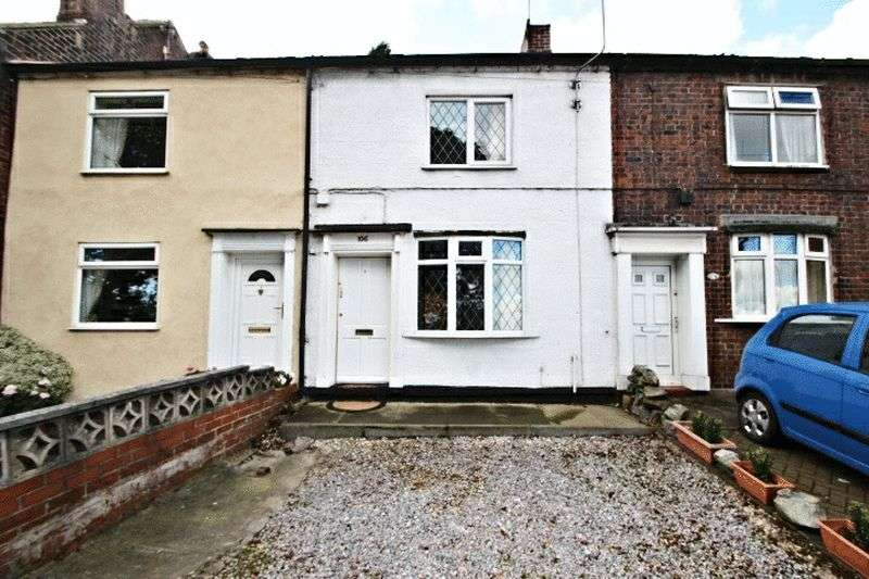 2 Bedrooms House for sale in Newcastle Road, Talke, Stoke-On-Trent