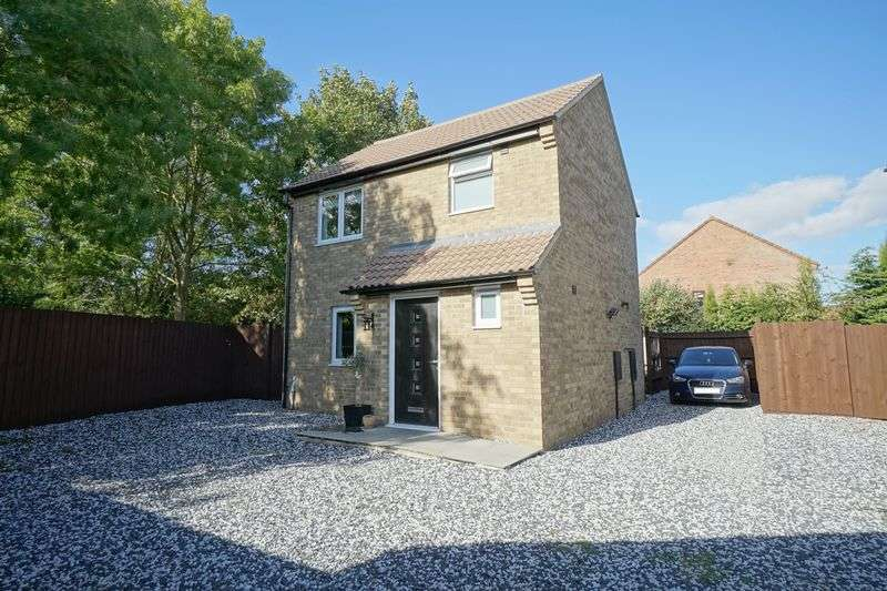 3 Bedrooms Detached House for sale in Eaton Socon, St. Neots