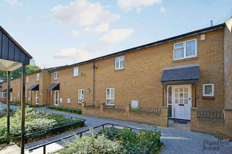 4 Bedrooms Terraced House for sale in Plimsoll Close, Poplar, E14
