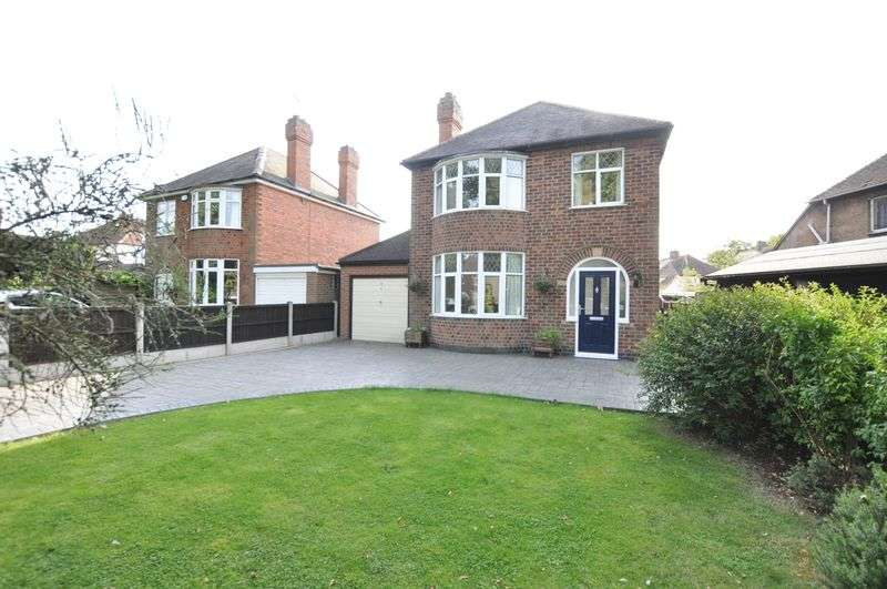 3 Bedrooms Detached House for sale in Dovecliff Road, Burton-On-Trent
