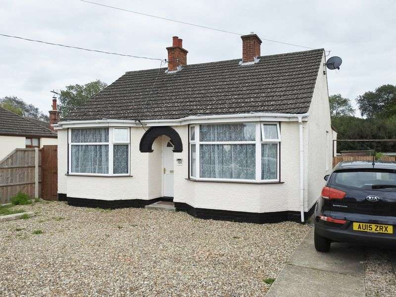 4 Bedrooms Detached Bungalow for sale in Long Road, Lowestoft