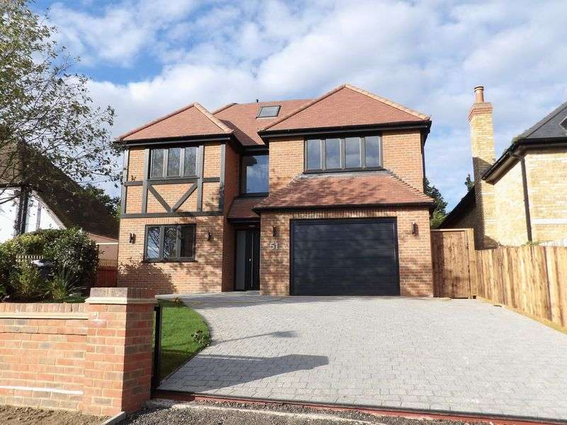 5 Bedrooms Detached House for sale in Tolmers Road, Potters Bar