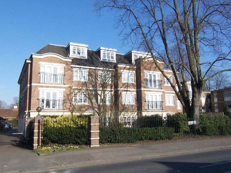 2 Bedrooms Flat for sale in Alexandra Road, Epsom