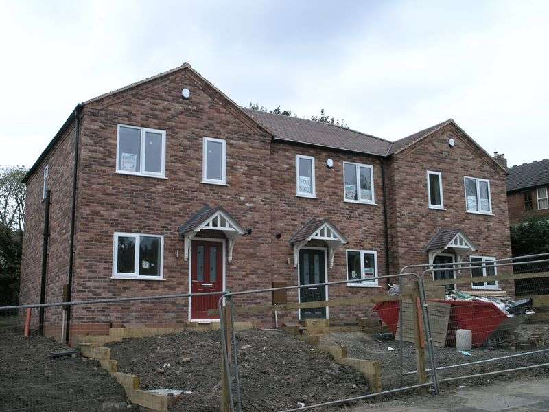 2 Bedrooms Terraced House for sale in Plot 2, Ettymore Road, Sedgley