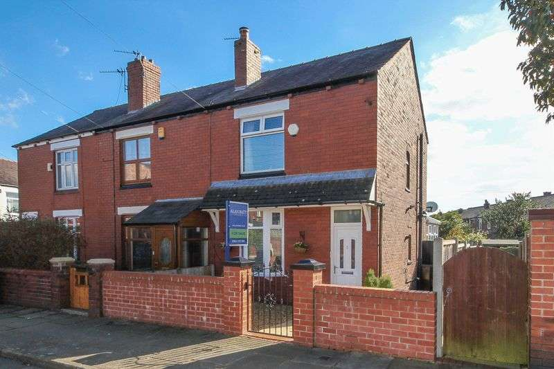 2 Bedrooms Terraced House for sale in Emerald Street, Springfield