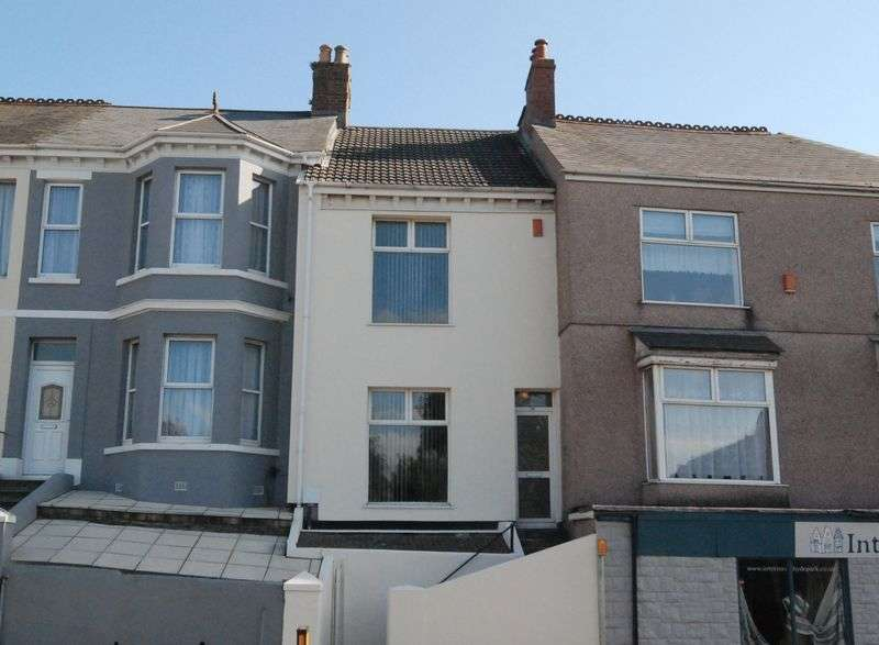 2 Bedrooms Terraced House for sale in Hyde Park Road , Peverell, Plymouth. A great 2 double bed period property in a fabulous spot close to Hyde Park.